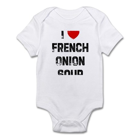 I * French Onion Soup Infant Bodysuit