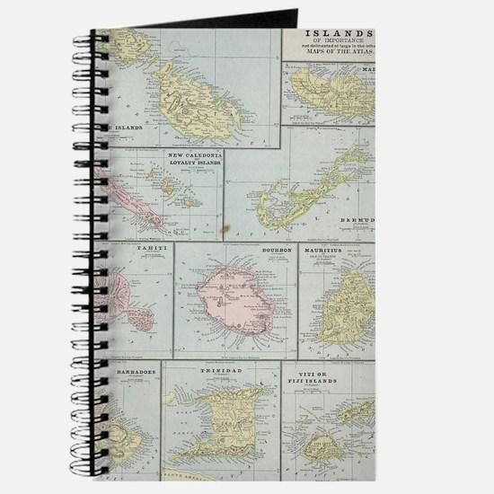 Unique Tropical vacations Journal