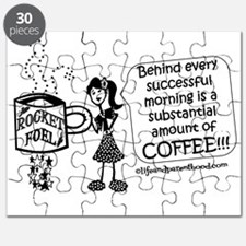 Substantial amount of coffee Puzzle