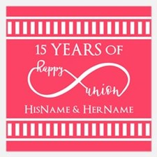 Personalized Any Number Ann Invitations