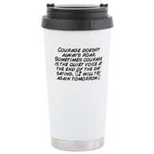 Unique Saying Travel Mug