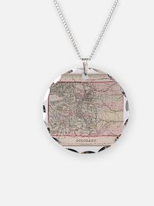 Funny Colorado Necklace