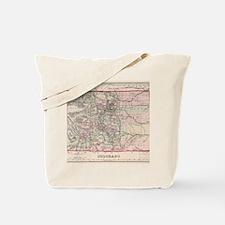 Cute I love colorado Tote Bag