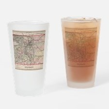 Cute Locations Drinking Glass