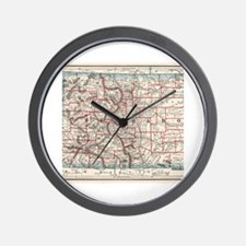 Cute Colorado Wall Clock