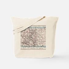 Unique Cities Tote Bag