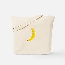 Cute banana Tote Bag