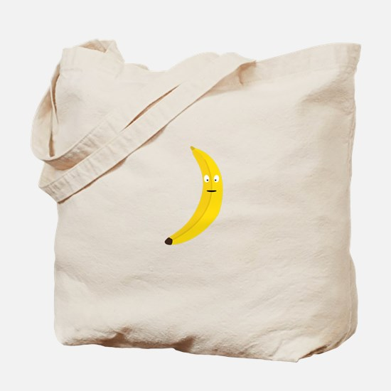 Cute banana Tote Bag