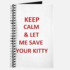 save kitty Journal