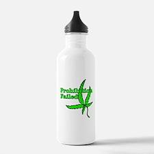 Prohibition failed Water Bottle