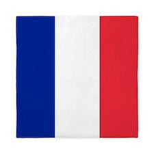 French Flag Queen Duvet