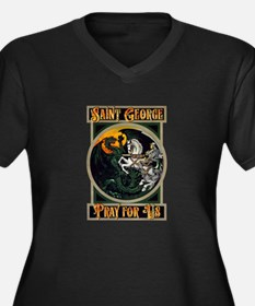 Saint George Plus Size T-Shirt