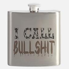I call BS Flask