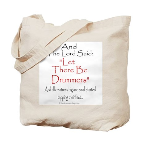 And The Lord Said: Tote Bag
