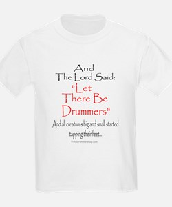 And The Lord Said: T-Shirt