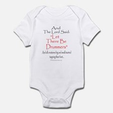 And The Lord Said: Infant Bodysuit
