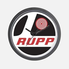Rupp Gear Wall Clock