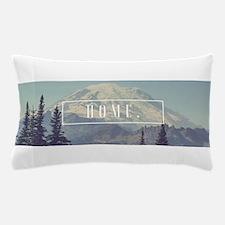 Mt. Rainier Pillow Case