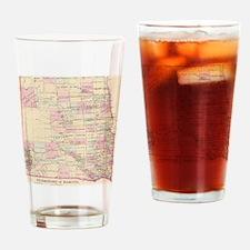 Cute Dakota territory Drinking Glass