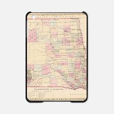 Cute Vintage north dakota iPad Mini Case