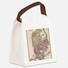 Unique Danish Canvas Lunch Bag