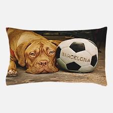 Cute Barcelona Pillow Case