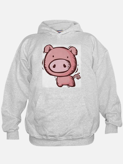 Cute Animals pig Hoodie