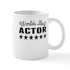 Worlds Best Actor Mugs