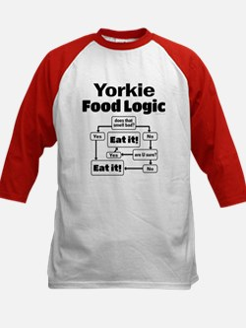 Yorkie Food Tee