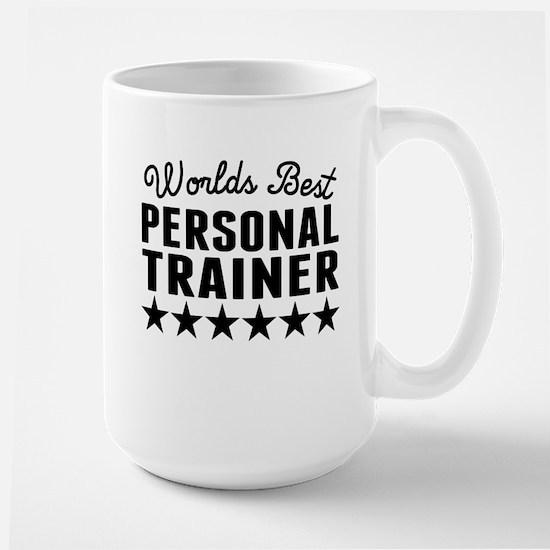 Worlds Best Personal Trainer Mugs
