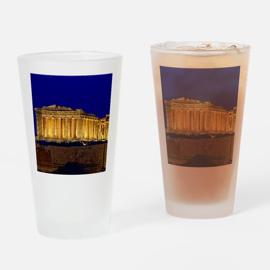 PARTHENON 2 Drinking Glass