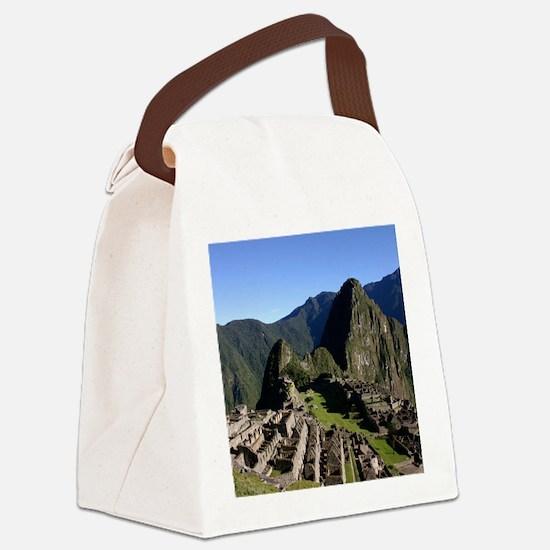 MACHU PICCHU Canvas Lunch Bag