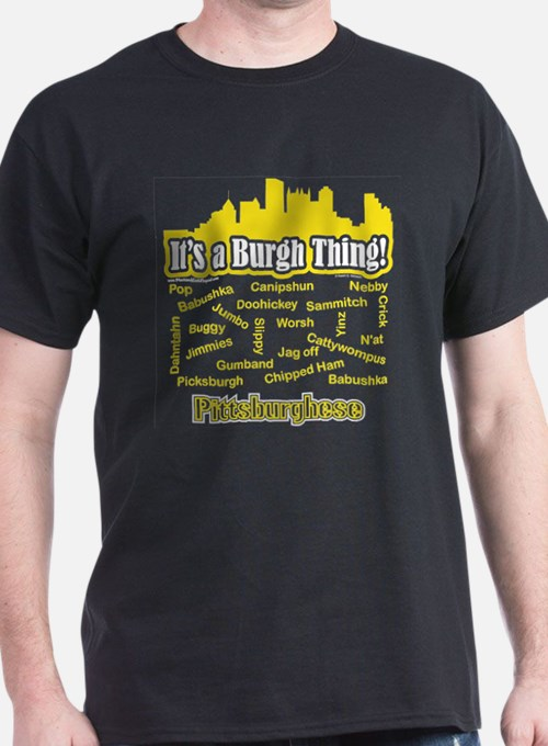 Cute Pittsburgh batman T-Shirt