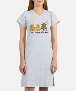 Cute Elementary school Women's Nightshirt