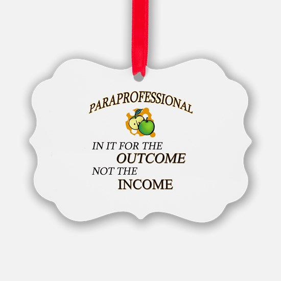 Paraprofessional Ornament
