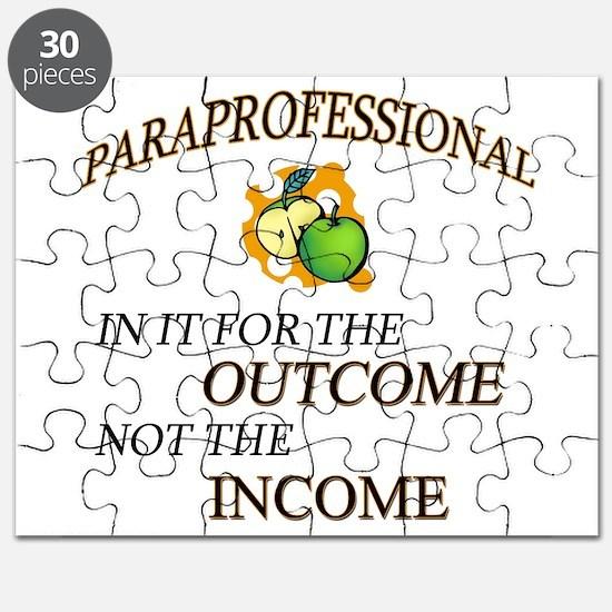 Paraprofessional Puzzle