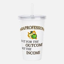Paraprofessional Acrylic Double-wall Tumbler