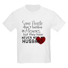 Husband hero T-Shirt
