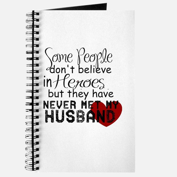 Husband hero Journal