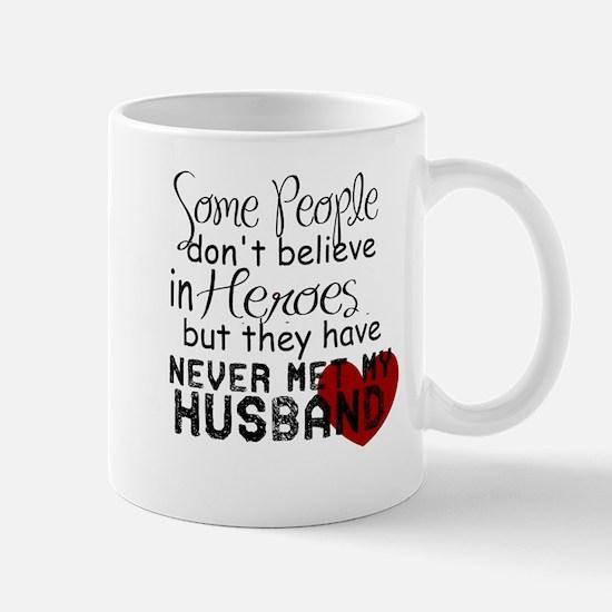 Husband hero Mugs