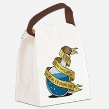 I got 99 Mana Potions Canvas Lunch Bag