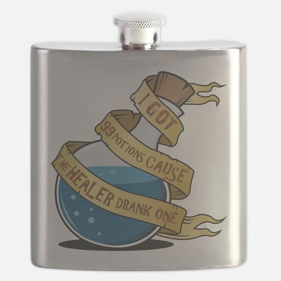 I got 99 Mana Potions Flask