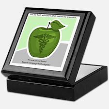 School-based SLP Keepsake Box