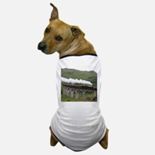 GLENFINNAN VIADUCT 1 Dog T-Shirt