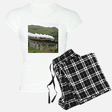 GLENFINNAN VIADUCT 1 Pajamas