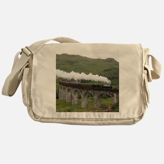 GLENFINNAN VIADUCT 1 Messenger Bag