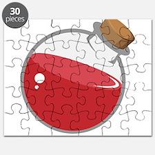Health Potion Bottle Puzzle