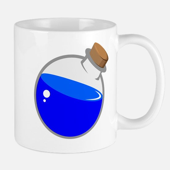 Mana Potion Bottle Mugs