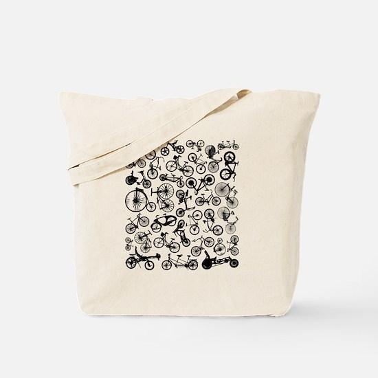 Unique Bombay Tote Bag