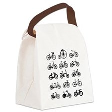 Funny Bombay Canvas Lunch Bag